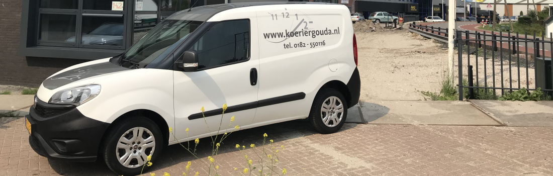 Koerier Gouda - Wagenpark